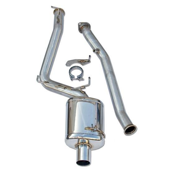Berk Technology Exhaust Systems (BT1604 - TP - AP1