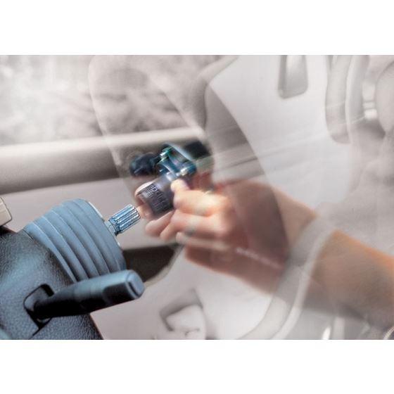 Sparco Black Quick Release Steering Wheel Hub (0-3