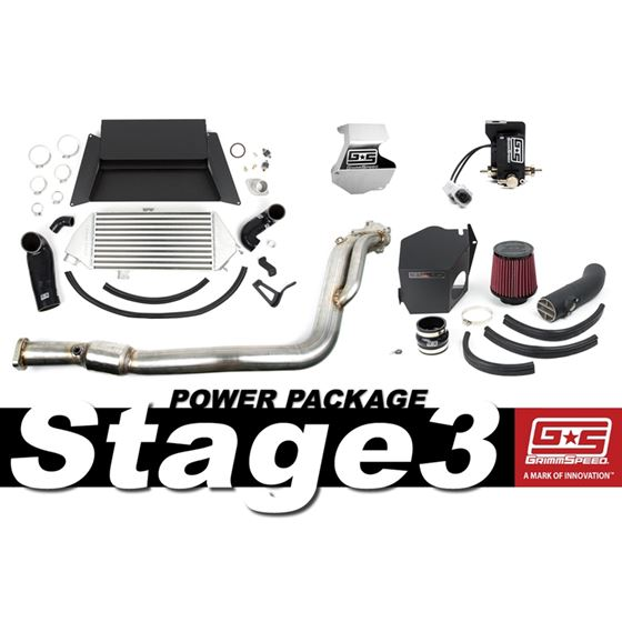 GrimmSpeed Stage 3 Power Package - 05-09 Subaru Le