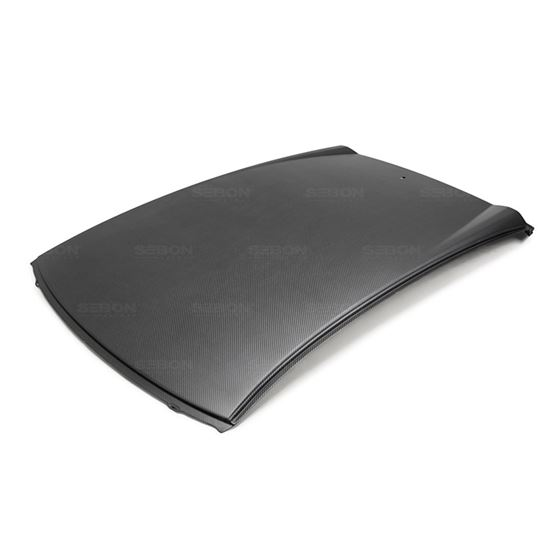 Dry carbon roof replacement for 2017 Honda Civic Type R