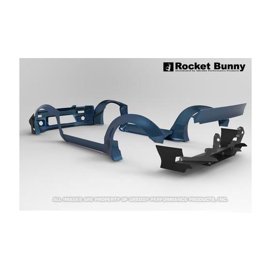 ROCKET BUNNY RPS13 380 Aero FRONT BUMPER (170203-3