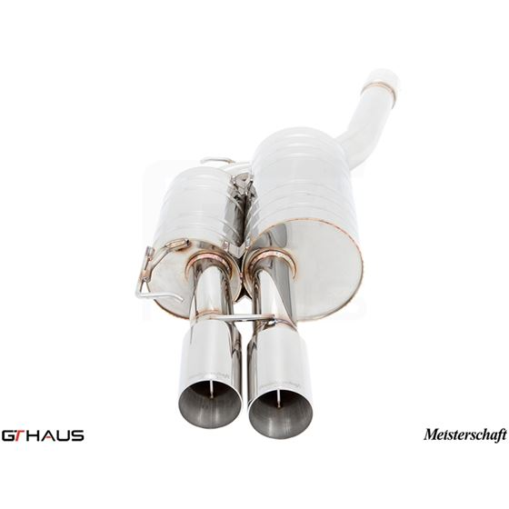 GTHAUS HP Touring Exhaust- Stainless- BM0941101-3