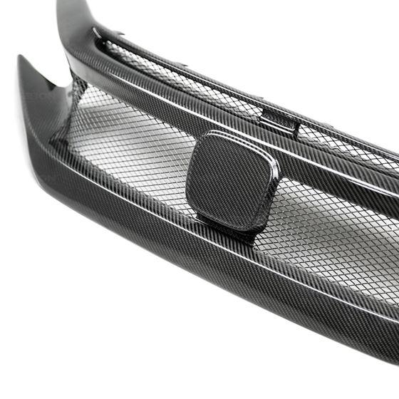 Seibon Carbon Fiber CV Front Grille (FG17HDCVR-CV)
