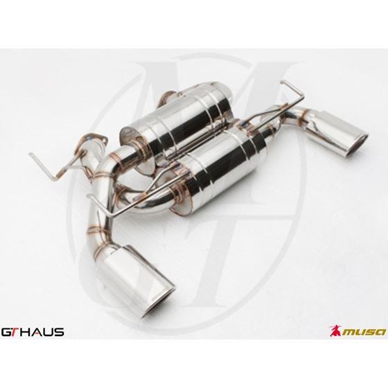 GTHAUS GTS Exhaust (Ultimate Sport Performance: Du