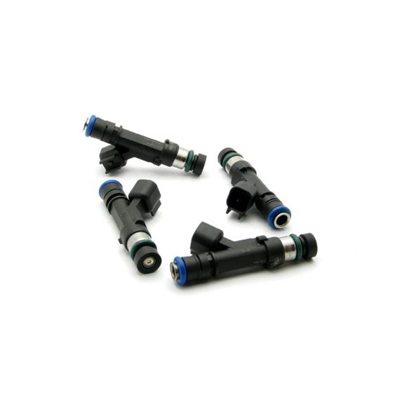 Deatschwerks Set of 4 900cc Injectors for Kia Fort