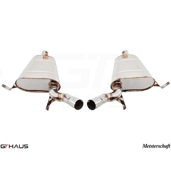 GTHAUS GT2 Racing Exhaust (Z8 forum edition)- Stai