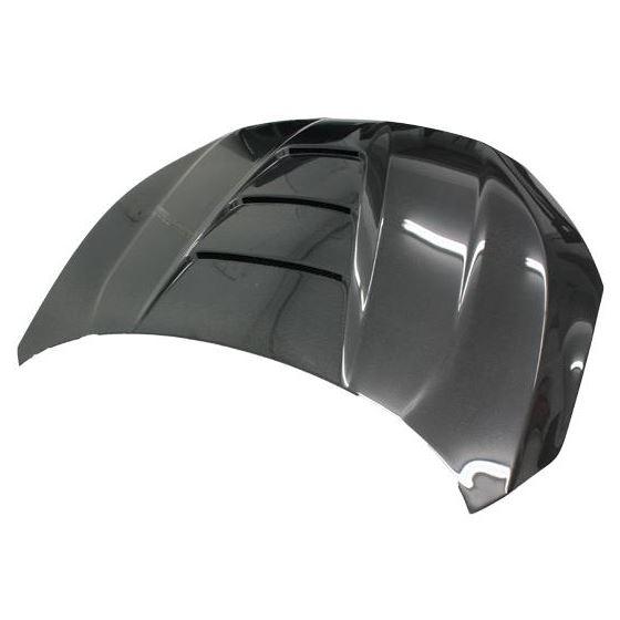 VIS Racing V Spec Style Black Carbon Fiber Hood