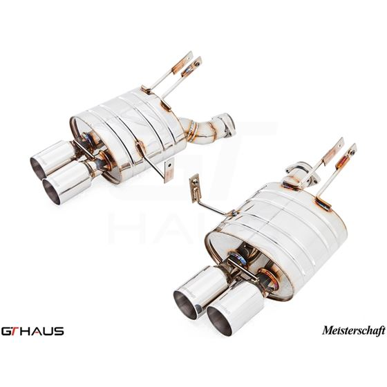 GTHAUS HP Touring Exhaust- Stainless- BM2021104-3