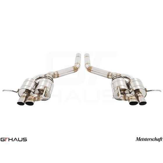 GTHAUS GTS Exhaust (Meist Ultimate Version)- Sta-3