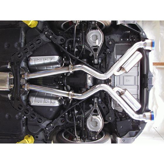 Motordyne Shockwave E370G Catback Exhaust System-3