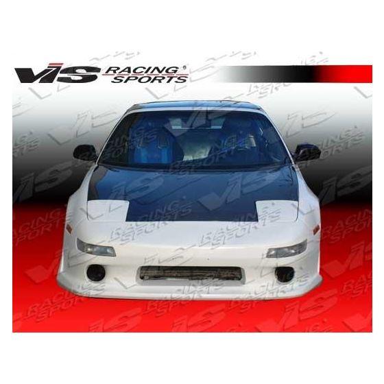VIS Racing OEM Style Black Carbon Fiber Hood