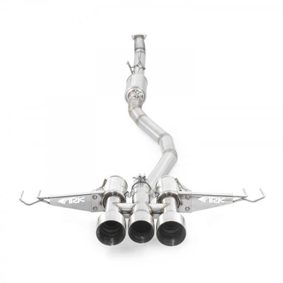 Ark Performance DT-S Exhaust System (SM0608-0217-3
