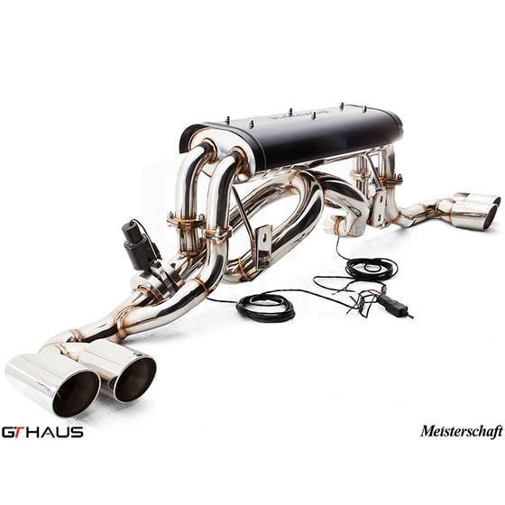 GTHAUS GTC Exhaust EV Control- Stainless- FE011160