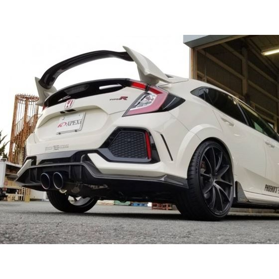 APEXi® 164-KH02- N1 Evolution-X Exhaust Sys-3