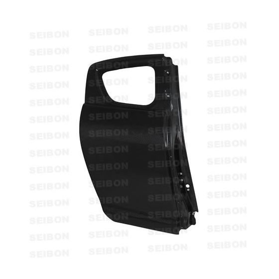 Carbon fiber doors for 2004-2010 Mazda RX-8 (REAR) OFF ROAD USE ONLY.