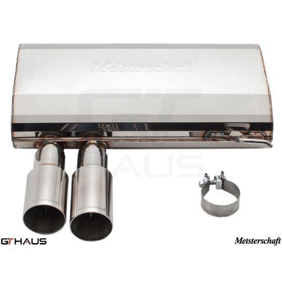 GTHAUS GT Racing Exhaust- Titanium- BM0332201