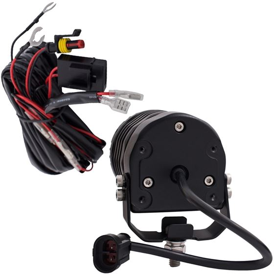 ANZO Universal Adjustable Round LED Light (86118-3
