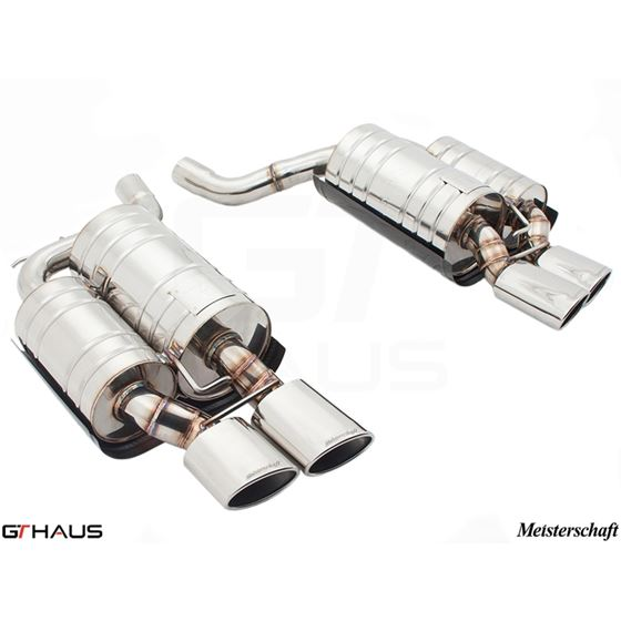 GTHAUS GT2 (Ultimate Performance)- Titanium- BM1-3