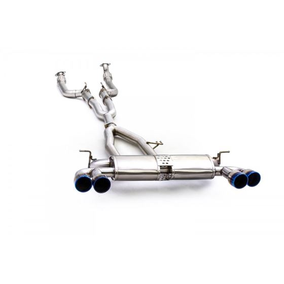 Ark Performance DT-S Exhaust System (SM0702-0203D)