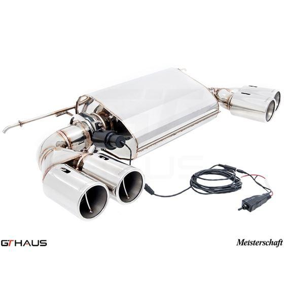 GTHAUS GTC Exhaust (EV Control) Includes Optional