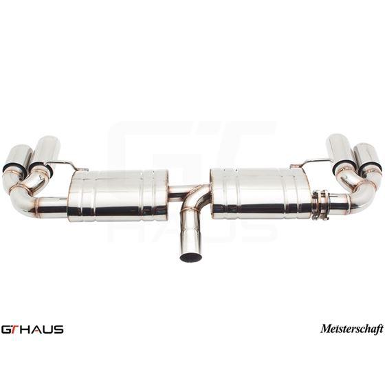 GTHAUS GTS Exhaust Ultimate Racing- Titanium- AU03