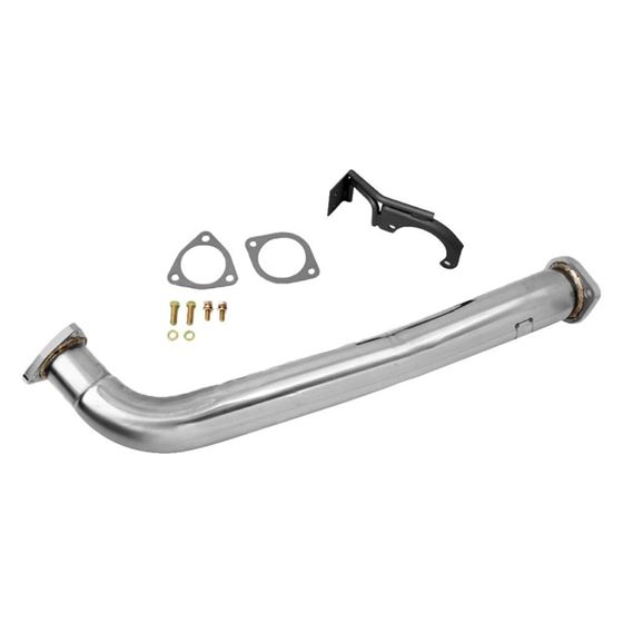 APEXi® 145-N006 - GT Powder Coated Downpipe