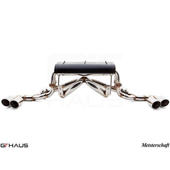 GTHAUS GT Racing Exhaust (Meist Ultimate version-3