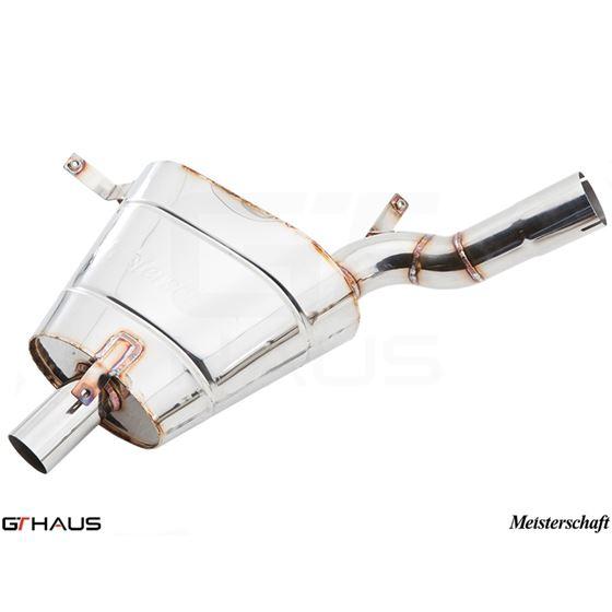 GTHAUS GT2 Racing Exhaust (Z8 forum edition)- St-3