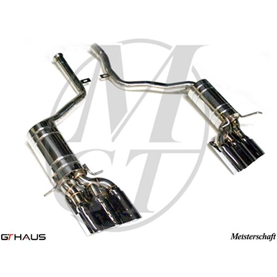 GTHAUS HP Touring Exhaust- Stainless- ME0221117