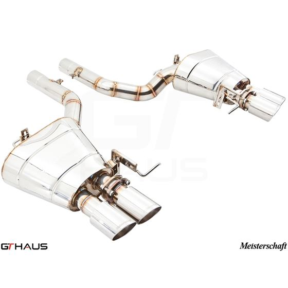 GTHAUS GTS Exhaust (Ultimate Performance)- Titan-3