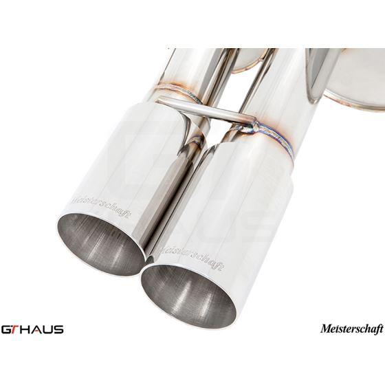 GTHAUS GT Racing Exhaust- Titanium- BM0922201-3