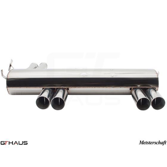GTHAUS HP Touring Exhaust- Stainless- BM0211104-3