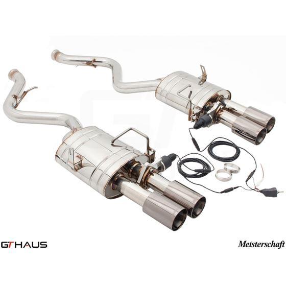 GTHAUS GTC Exhaust (EV Control) : Includes SUS SR