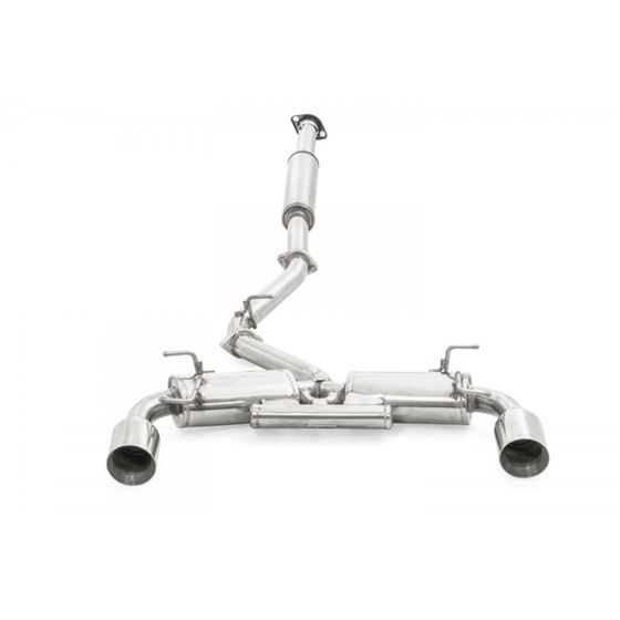 Ark Performance DT-S Exhaust System (SM1202-0113D)