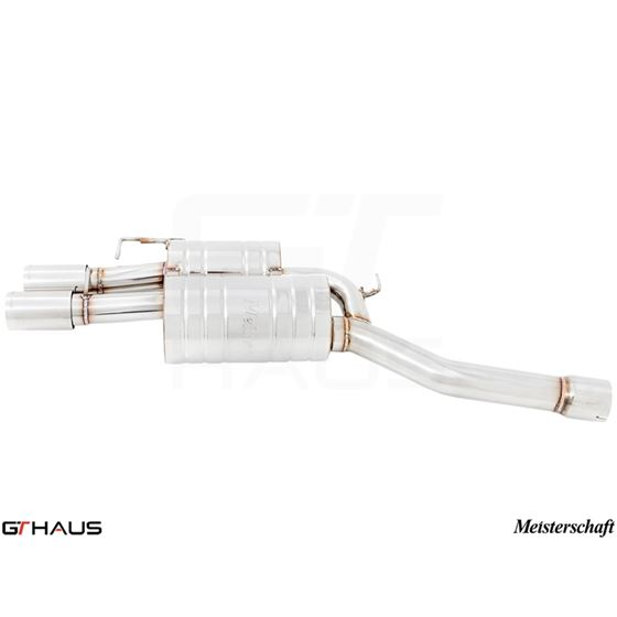 GTHAUS HP Touring Exhaust- Stainless- BM0941101