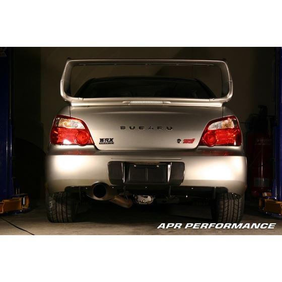 APR Performance Carbon Fiber License Plate Frame (CBX-WRXLIC)
