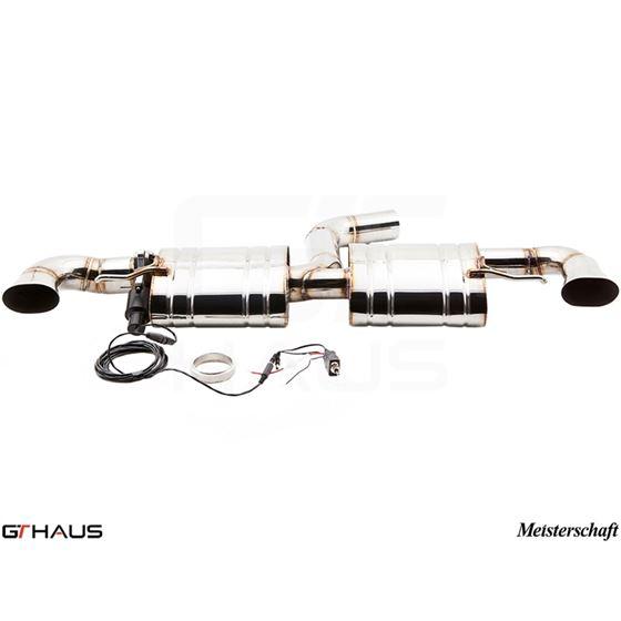 GTHAUS GTC Exhaust (EV Control)- Stainless- AU03-3