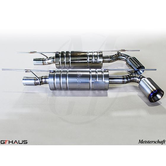 GTHAUS GTS Exhaust (Ultimate Track Performance)- S