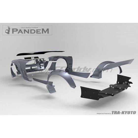 PANDEM RX-7 BOSS FRONT BUMPER  (17040301)-3