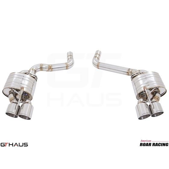 GTHAUS Roar Racing series GTS Exhaust (Factory c-3