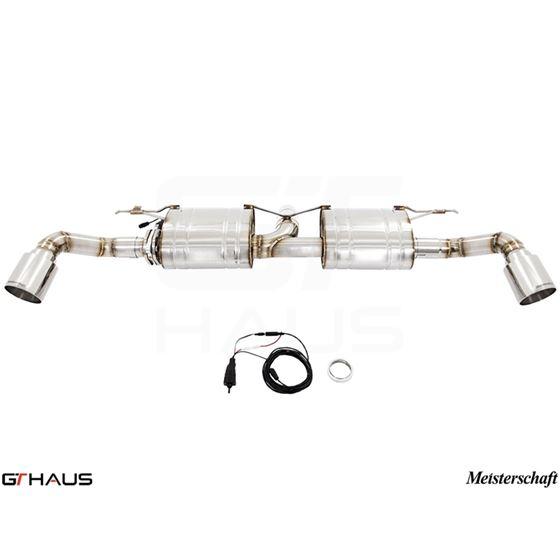 GTHAUS GTC Exhaust (EV Control)- Stainless- BM30-3