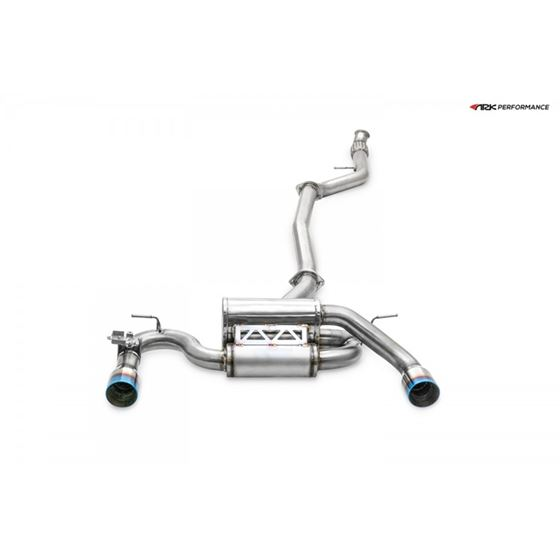 Ark Performance Grip Exhaust System (SM0322-0214-3
