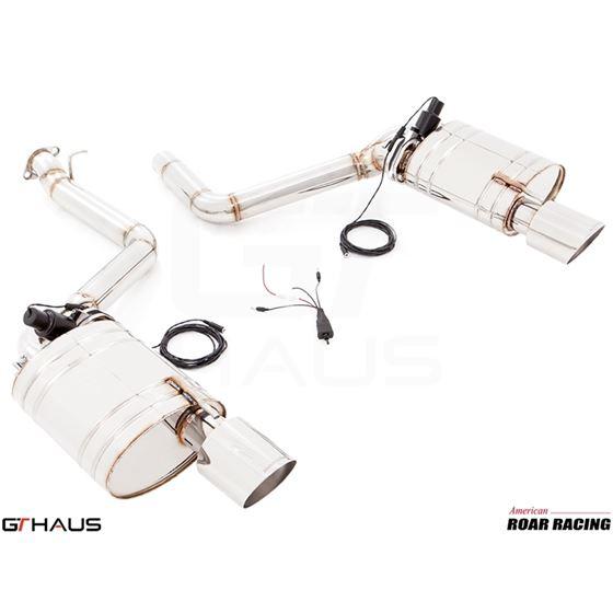 GTHAUS GTC Exhaust - Roar Super Racing series- Sta