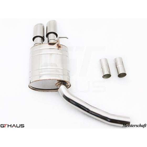 GTHAUS HP Touring Exhaust- Stainless- AU0611104-3