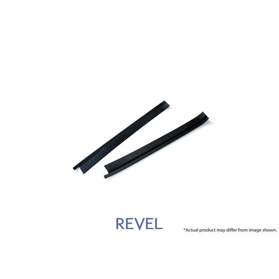 Revel GT Dry Carbon Door Sill Plates Outer for 202