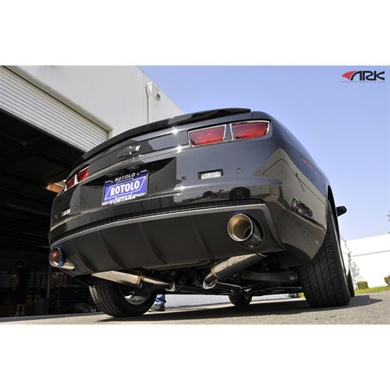 Ark Performance DT-S Exhaust System (SM0403-0010-3