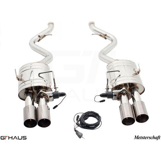 GTHAUS GTC Exhaust (EV Control) : Includes SUS S-3