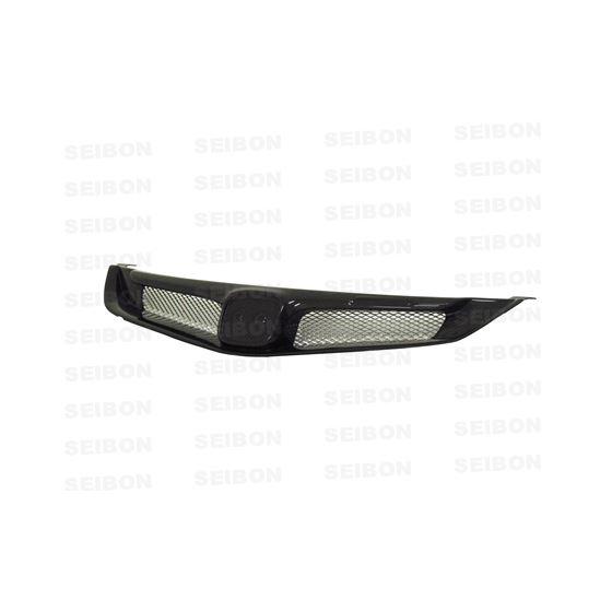 Seibon MG-style carbon fiber front grille for 2006